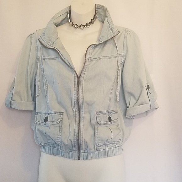 American Rag Jackets & Blazers - AMERICAN RAG CIE DENIM JACKET